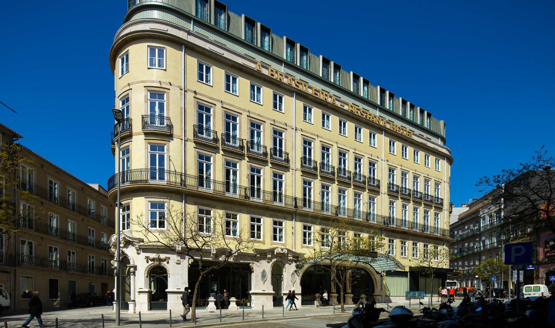 Luxury Hotel in Porto