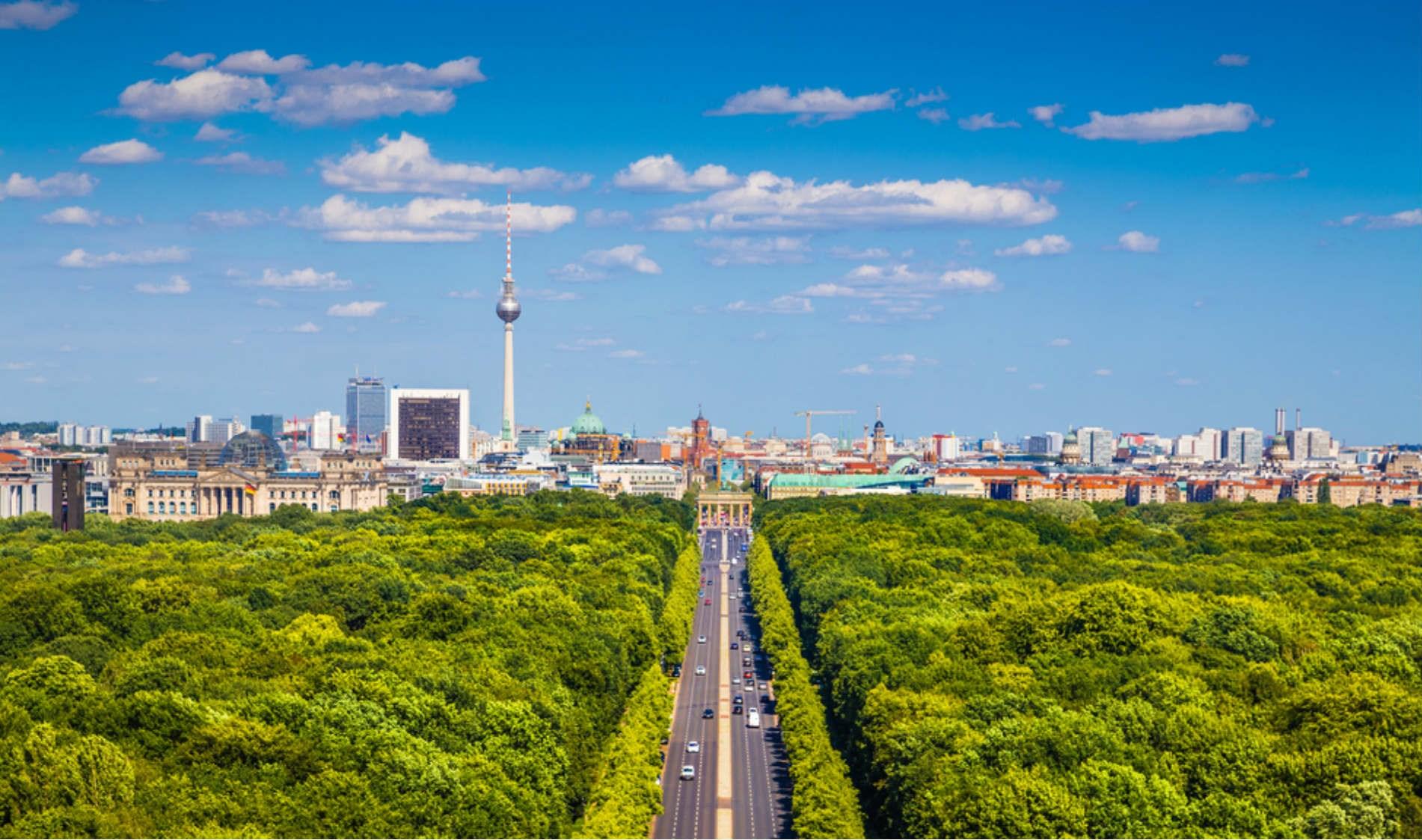Pestana Berlin Tiergarten